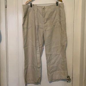 2pair of Linen Pants